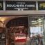 Façade Boucherie Fabre Antibes