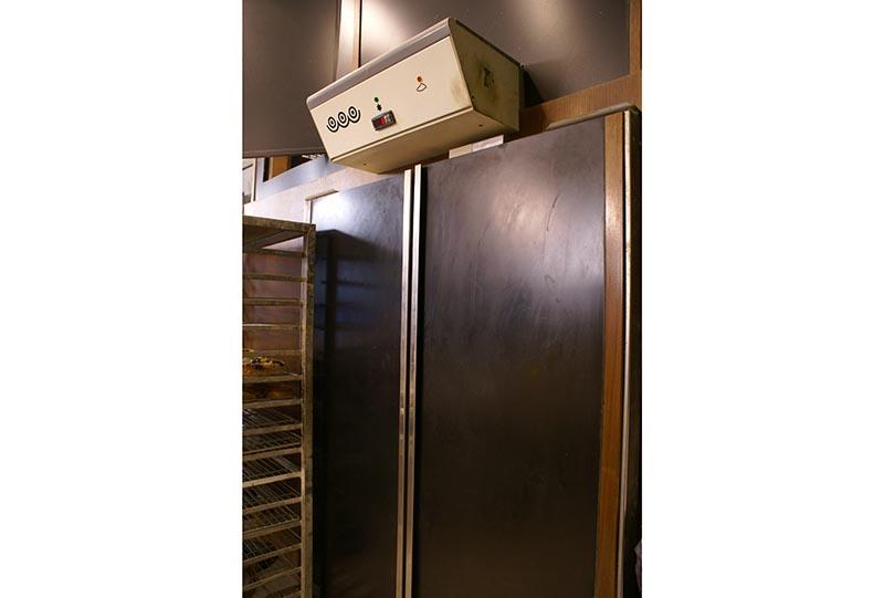 Chambre de fermentation Boulangerie Lagache