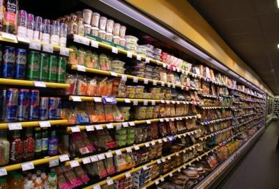 Supermarché Linéaire Froid