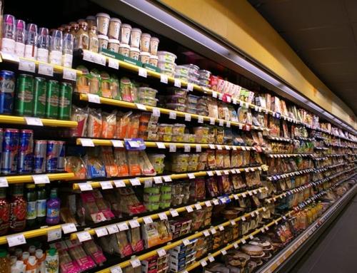 Supermarché Gambetta Nice